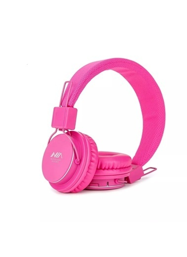 Bludfire Nia Radyolu MP3 Player Kulaklık Pembe